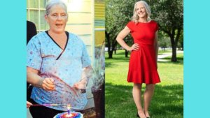 I Beat Menopausal Weight Gain — Here's The Trick That Helped Me Lose 77 Pounds