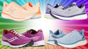 21 Best Running Shoes for Women Over 50 That Will Let You Run for Miles, Pain-Free